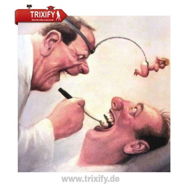 Yeah ... Zahnarzt-Termin