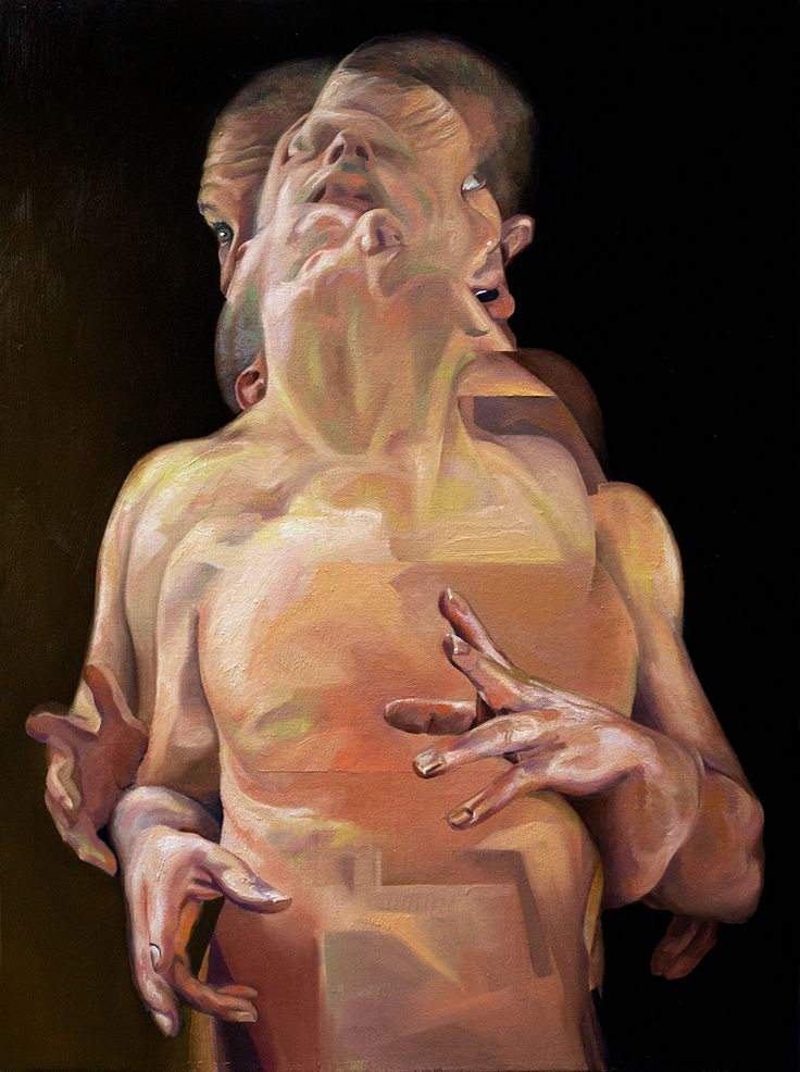 "Scott Hutchison, ""Displaced"", Oil on linen, 24"" x 32"", 2014"