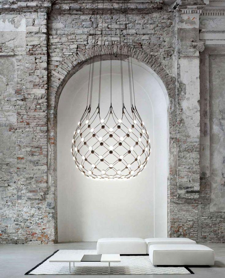 Mesh 80 Pendant Light | Lamp design, Lighting design ...
