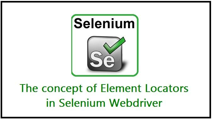 How does automation script identify different elements on an application page? We call it Element Locators in Selenium Webdriver - The Eyes (Senses)!