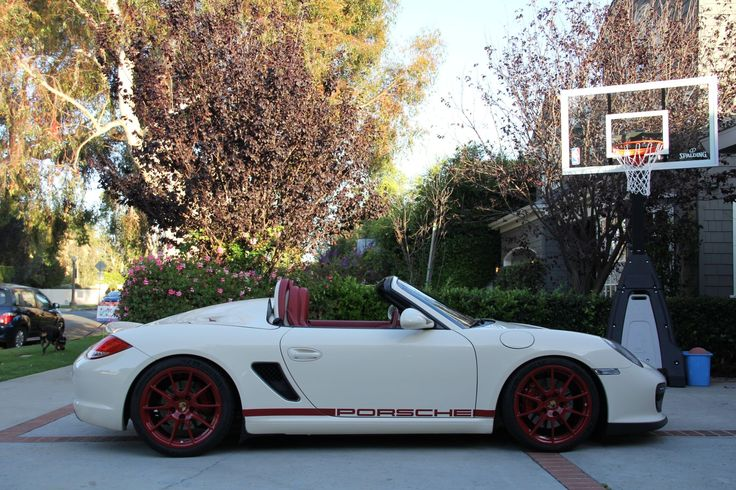 2012 Boxster Spyder Clear Bra on entire front (fenders