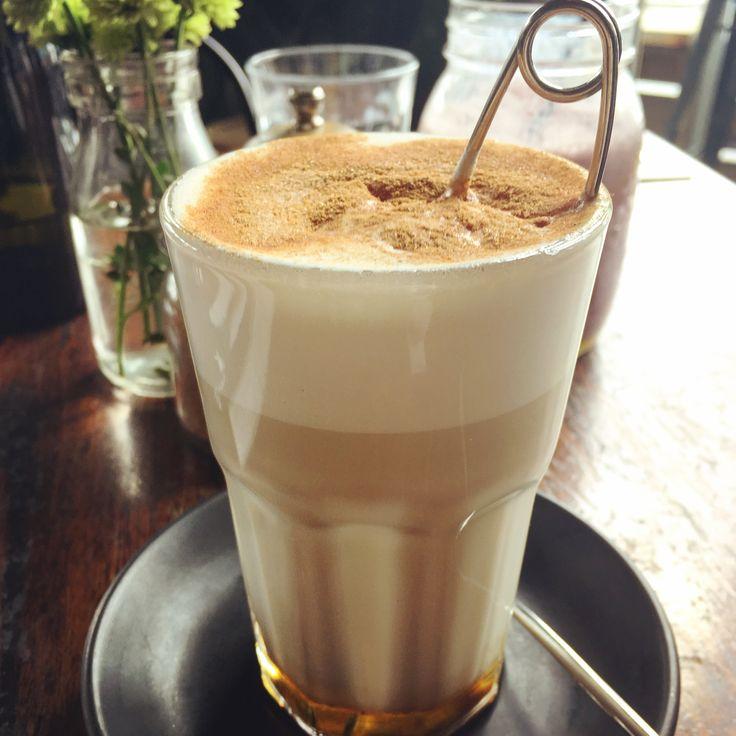 Babble Bar (Prahran): Chai Latte [8.5/10].