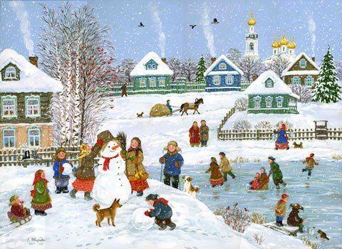 Елена уварова зимняя сказка - Поиск в Google