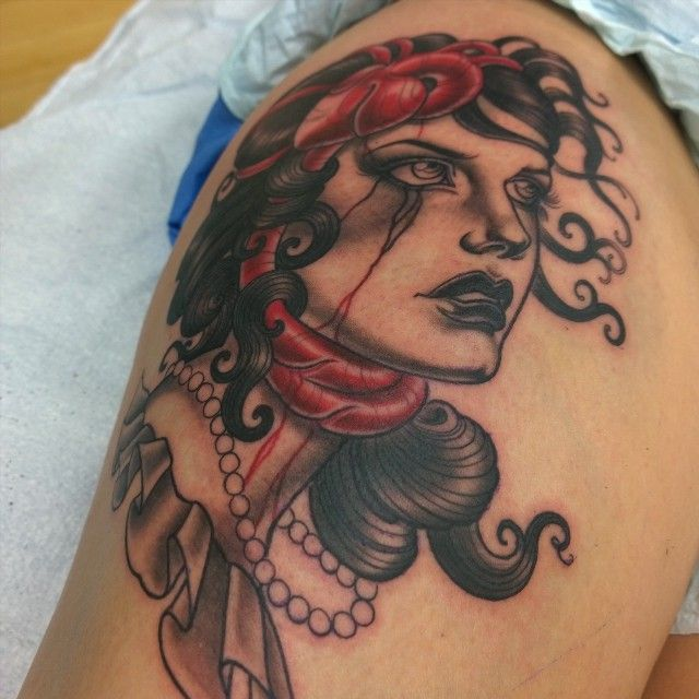 93 best tatted images on pinterest tattoo ideas for Blue blood tattoo