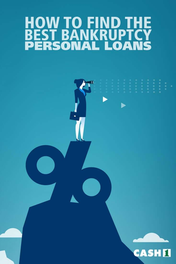 Can You Get Personal Loans After Bankruptcy The Short Answer Is Yes But You Need To Understand That The Interest Rates W Personal Loans Loan Short Term Loans