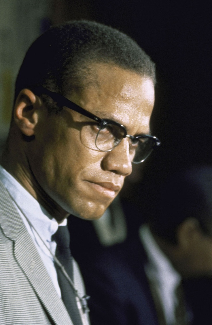 17 best images about malcolm x panthers muhammad malcolm x 19 1925 21 1965