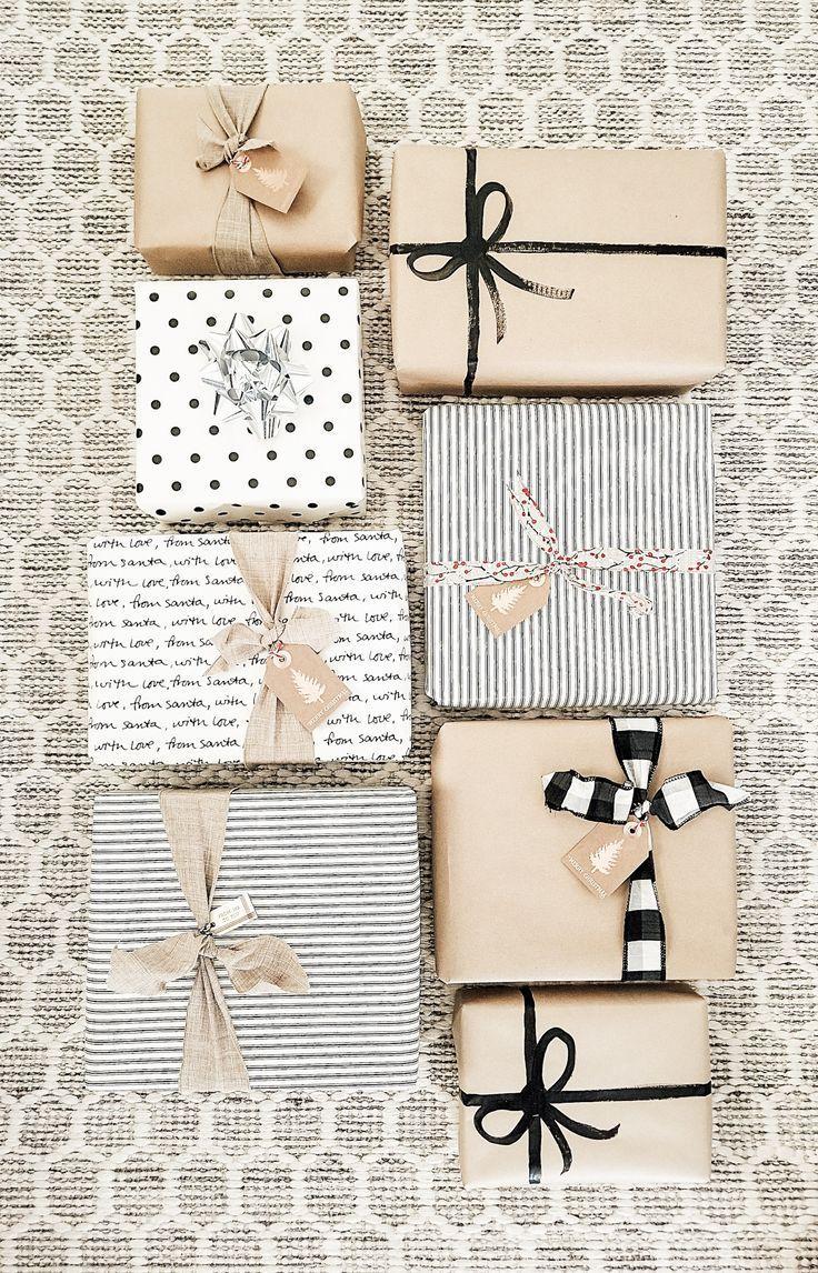 Schone Geschenkverpackung With Images Kreatywne Pakowanie