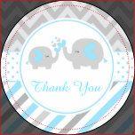 Características del este diseño una madre gris linda del elefante y corazones que soplan del bebé fuera de sus troncos. El fondo consiste en galones grises en el top y rayas grises claras, gris oscuro y azules en la parte inferior. Hay una cinta azul del lunar. Escogí una paleta azul y gris. ¡Perfeccione para los bebés!  Tengo artículos de coordinación en mi tienda. No dude en al mensaje si usted quisiera cualquier color cambia.  Diseño original por KlouiseDigiParty.