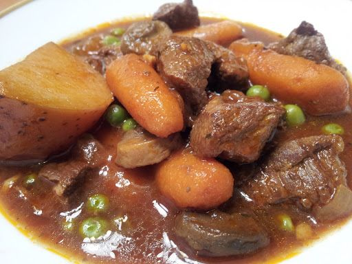 Slow Cooked Beef Stew Recipe | Yummly