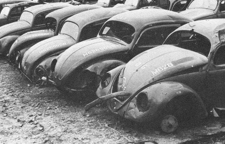 Car Wars at Wolfsburg