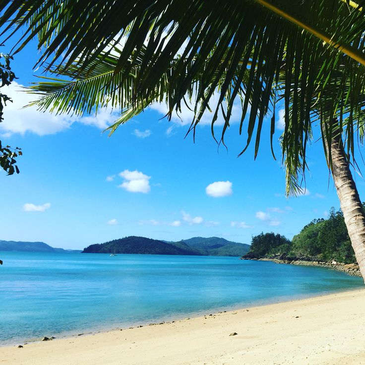 Whitsunday Island, Queensland, Australia. #explore