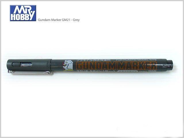 Mr Hobby Color Gunze Bandai Gundam Marker Pen Detail Touch Paint Gm01 To Gm300 Bandai Gundam Marker Marker Pen Markers Gundam