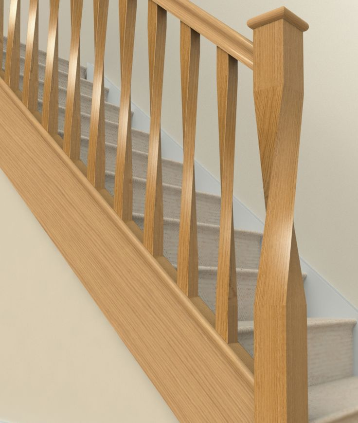 Best 25+ Stair spindles ideas on Pinterest | Stair ...