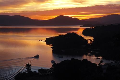 Oban, Sauthland, New Zealand