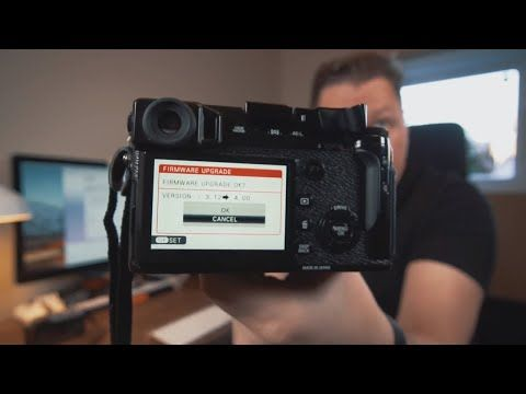(1) Fujifilm X-Pro2 & X100F Firmware Updates Aka Christmas before Christmas! - YouTube