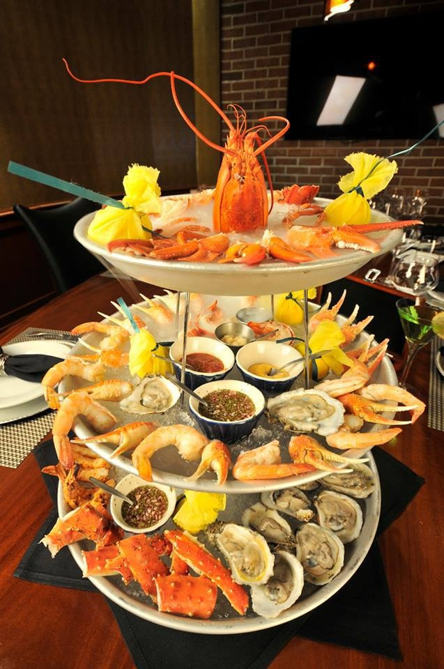 153 Best Images About Seafood Tower On Pinterest Seafood