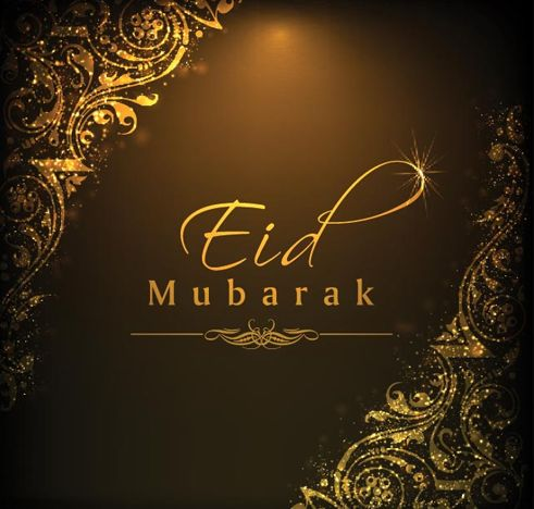 Eid Mubarak to All...May Allah be always with you and give you peace, abundant happiness and contentment!