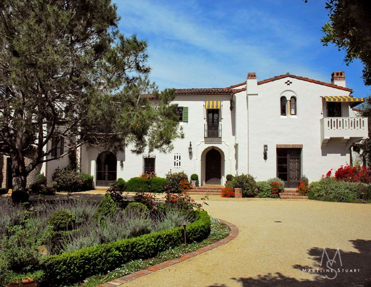 Spanish revival home pictures