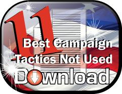 11 Best Campaign Ideas Not Used By Most Campaigns