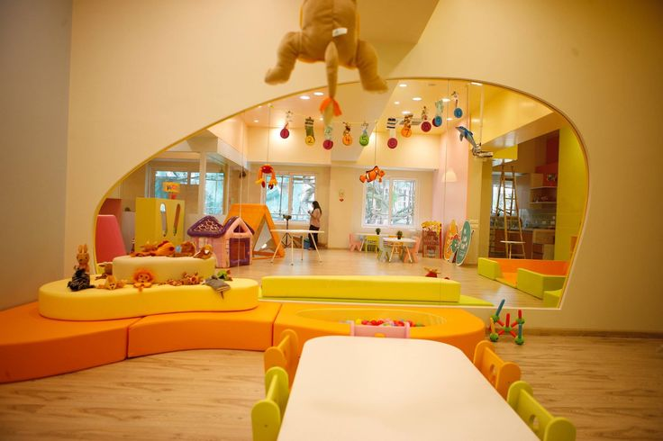 PLAY+ in Mumbai, INDIA, Design by ZPZ Partners