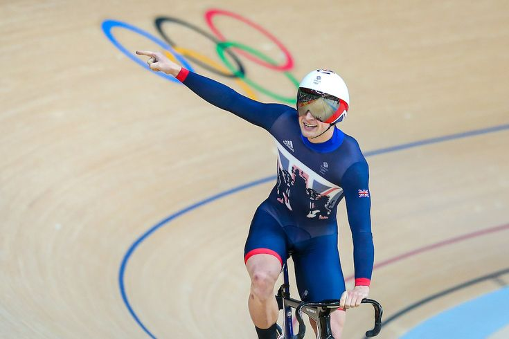 Jason Kenny wins fifth Olympic gold medal on the track