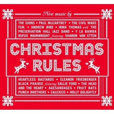 Christmas Rules Various Walmart Com In 2020 Soulful Christmas Preservation Hall Jazz Band Paul Mccartney Christmas
