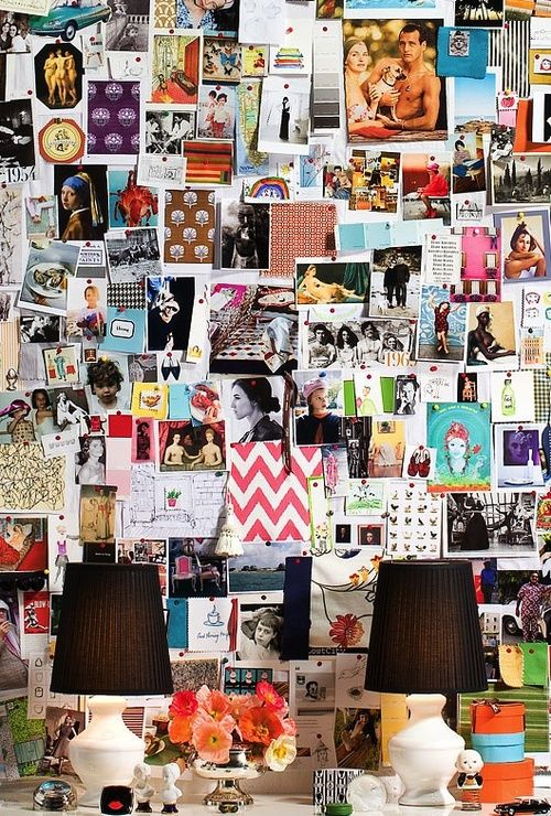 Moodboard--I need this in my writing room (in my future house)
