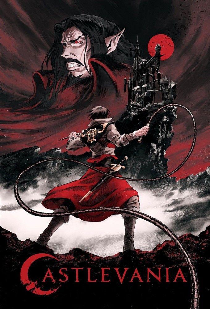Castlevania Season 1 Castlevania lord of shadow, Anime