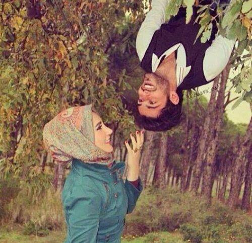 Muslim Couple ♥ ♡ ♥ ♡ Follow me here MrZeshan Sadiq