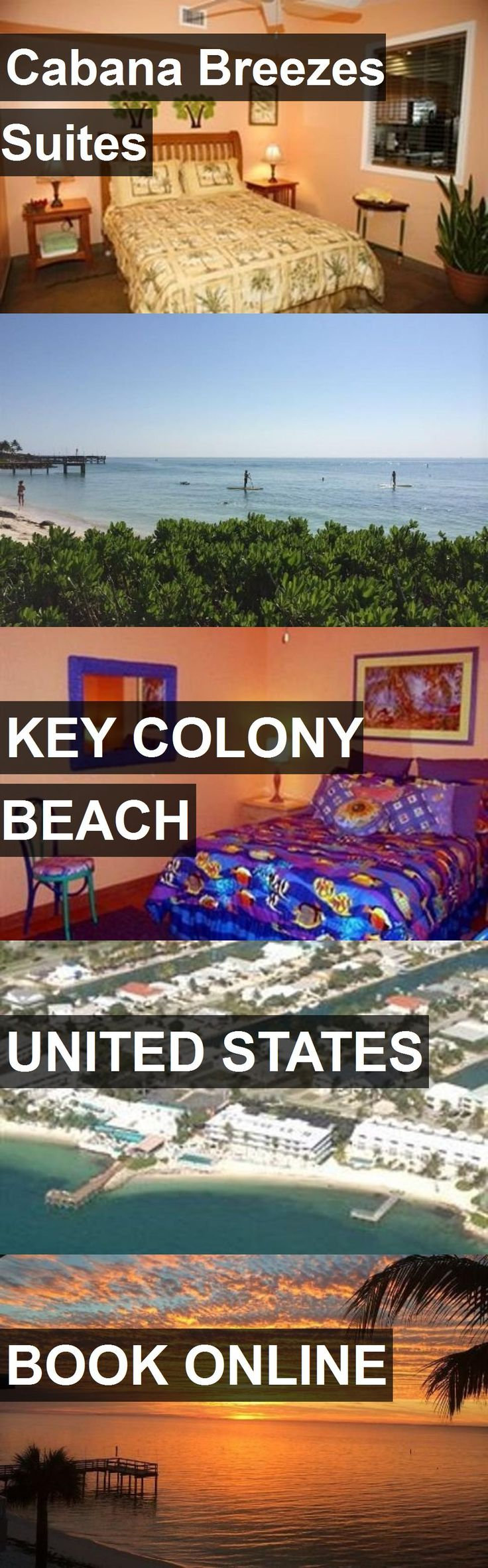 Hotel Cabana Breezes Suites in Key Colony Beach, United States. For more information, photos, reviews and best prices please follow the link. #UnitedStates #KeyColonyBeach #travel #vacation #hotel