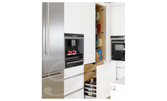how to clean siemens steam oven