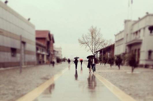 Ματιές στην πόλη | Parallaxi