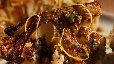 Bagna cauda (sauce for veggies)