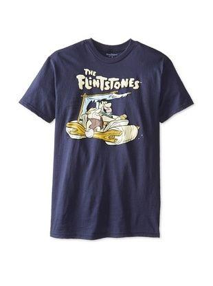 37% OFF The Flintstones Men's The Flintstones T-Shirt (Navy)