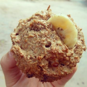 Callie-Anne Cooks.: Banana & Muesli Muffins on Demand.