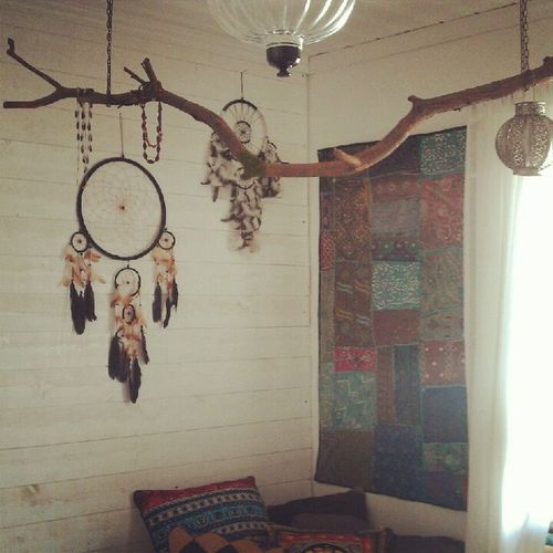 hipster bedroom decorations | Evalotte Daily Home Bohemian Style Bedroom Ideas - Serbagunamarine.com