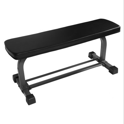 Bench Includes Convenient Dumbbell Rack Underneathwide