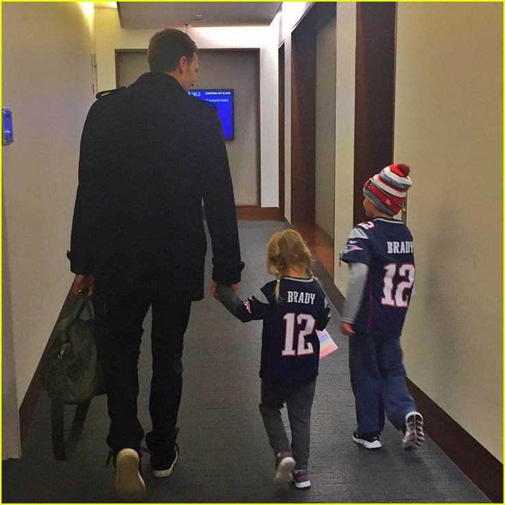 Tom Brady's Kids Are So Cute - See the Best Family Photos!