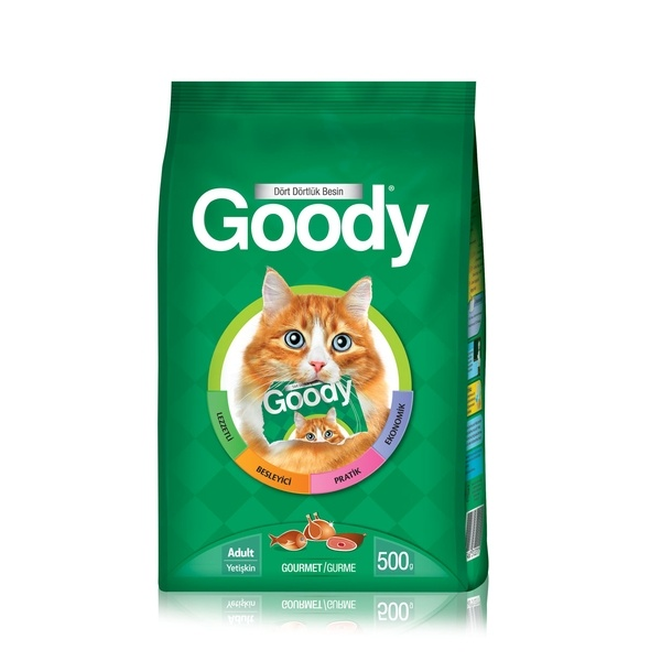 Goody Gurme Yetişkin Kedi Kuru Maması