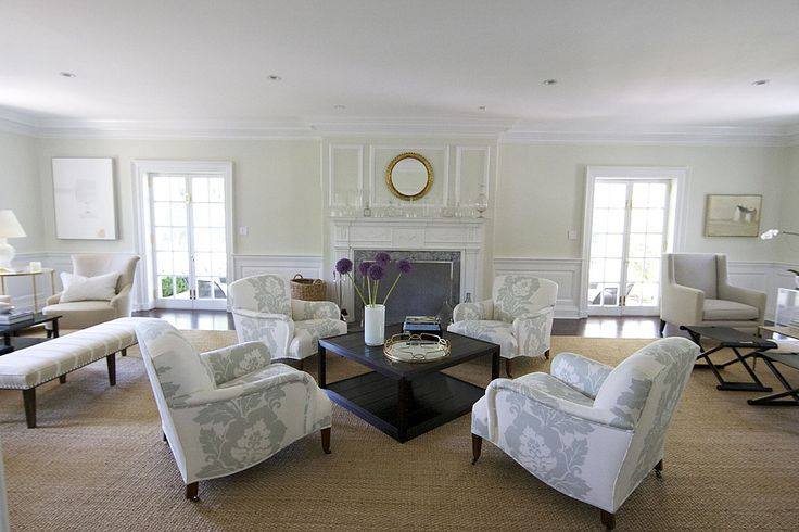 Love The Chairs Instead Of Sofas