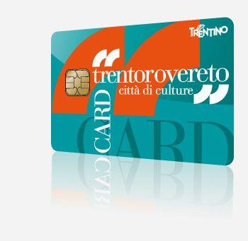 TRENTOROVERETO Città di Culture Card