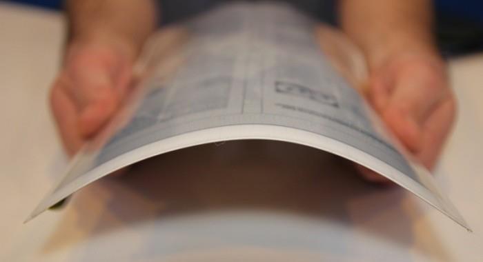 PAPER TAB: IL LETTORE EBOOK DEL FUTURO ~ Reader's Bench