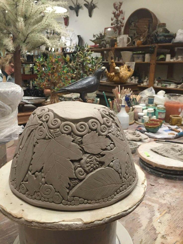 Die besten 10 blumentopf keramik ideen auf pinterest keramik blument pfe blumentopf ton und - Keramik ideen ...