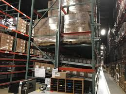 We are a material handling integration company. We distribute, engineer and install material handling equipment such as pallet racking, conveyor systems, modular offices, mezzanines, and conveyor systems.