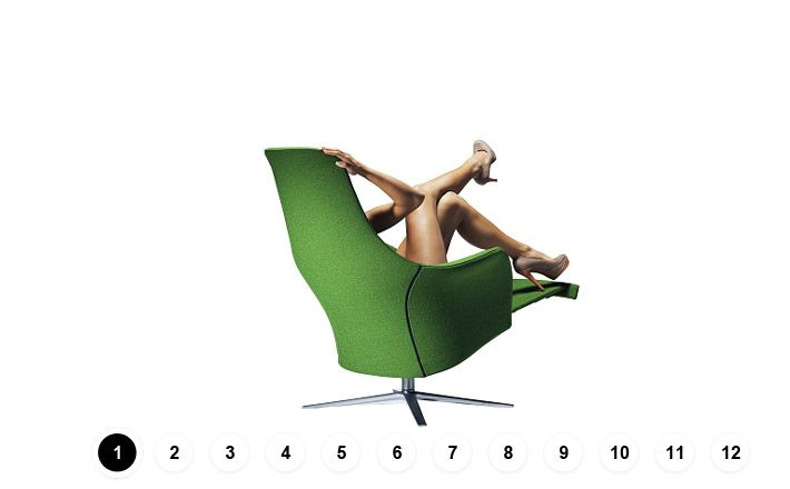 Montis - Easy chairs - Marvin