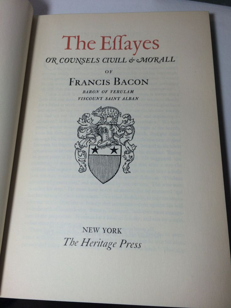 an essay on francis bacon and the new atlantis What is an analysis of sir francis bacon essay of studies perhaps bacon uses the myth of atlantis and the promise or restoration (instauration) to complement the prevalent apocalyptic theme in england of the re-establishing of jerusalem.