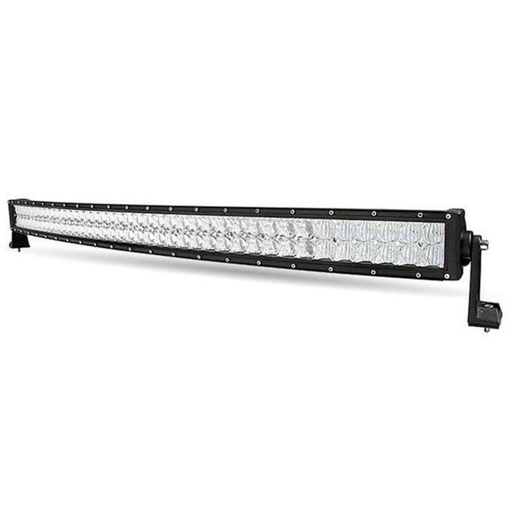 "42"" Dual Row Curved LED Light Bar - Combo Beam"