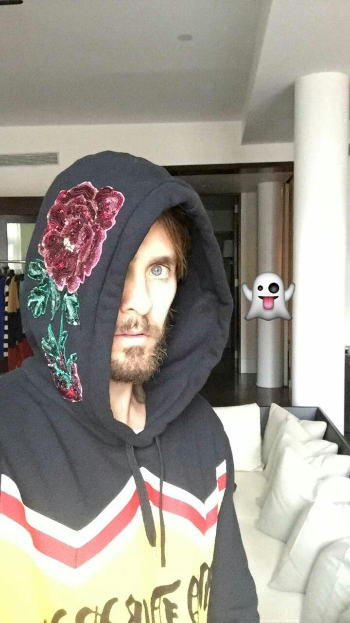 Jared Leto - snapchat ( 28.7.2016 ) - LovefromMars