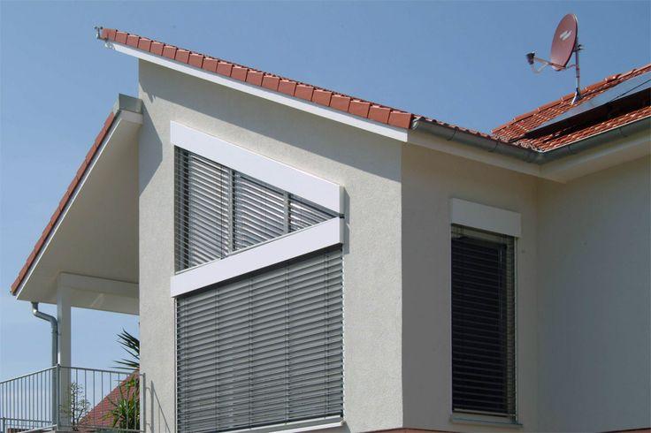 Design Bungalow Kreative Dachlandschaft Großzügige hohe Räume