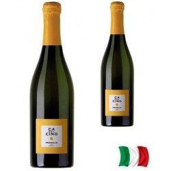 First class, Italian sparkling wine from Veneto with a slightly mousy note. The Prosecco is immediately drinkable and offers by its young essence a sparkling elegance.Character: Light, lively, fresh and fruity. Optimum serving temperature: 7-8 degrees Celsius.